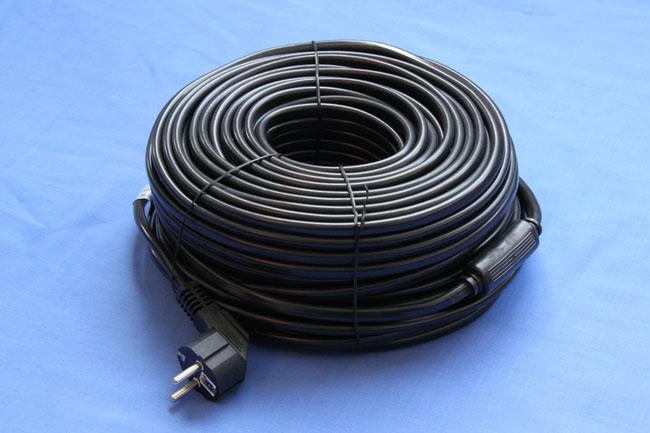 Gutter Heaters De Icing Cables : Roof gutter de icing cable jiangyin pawo electronics co